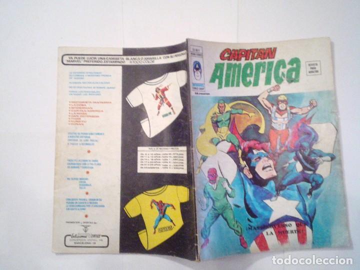 Cómics: CAPITAN AMERICA - VERTICE - VOLUMEN 2 - NUMERO 9 - CJ 79 - GORBAUD - Foto 5 - 114058623
