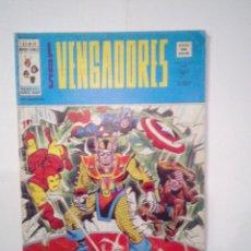 Cómics: LOS VENGADORES - VERTICE - VOLUMEN 2 - NUMERO 28 - BE - GORBAUD - CJ 98. Lote 114060759