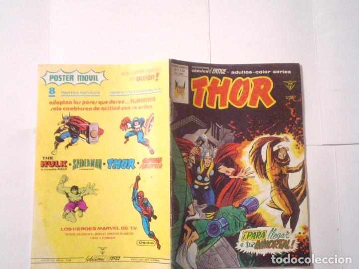 Cómics: THOR - VOLUMEN 2 - VERTICE - NUMERO 50 - BE - CJ 79 - GORBAUD - Foto 4 - 114065999