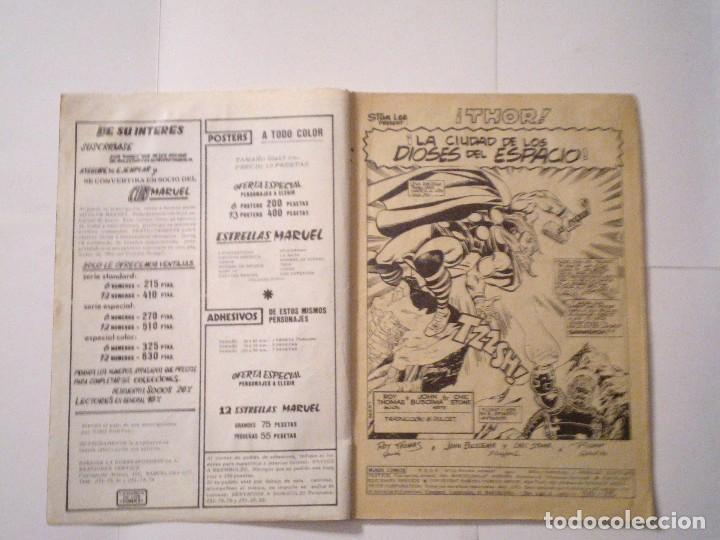 Cómics: THOR - VOLUMEN 2 - VERTICE - NUMERO 44 - CJ 79 - GORBAUD - Foto 2 - 114066331
