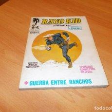 Cómics: RAYO KID V.1 Nº 4. EXCELENTE. Lote 114112991