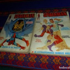 Cómics: VÉRTICE VOL. 1 SPIDERMAN NºS 2 Y 3 1ª PRIMERA EDICIÓN 1969. 25 PTS. COMPLETOS.. Lote 114174131