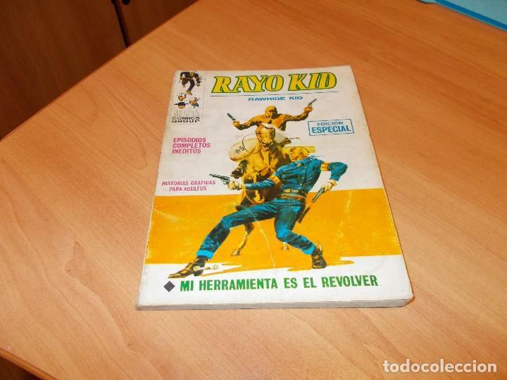 RAYO KID V.1 Nº 11 (Tebeos y Comics - Vértice - Otros)
