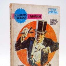 Cómics: SELECCIONES VÉRTICE DE AVENTURAS 43. EL TRIUNFO DEL GRAN THESPIUS VÉRTICE, 1969. Lote 114278323