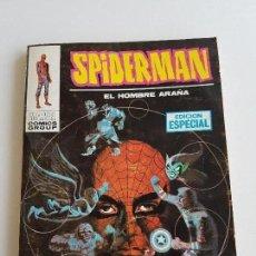 Cómics: SPIDERMAN LA LOCURA DE SPIDERMAN. Lote 114285763