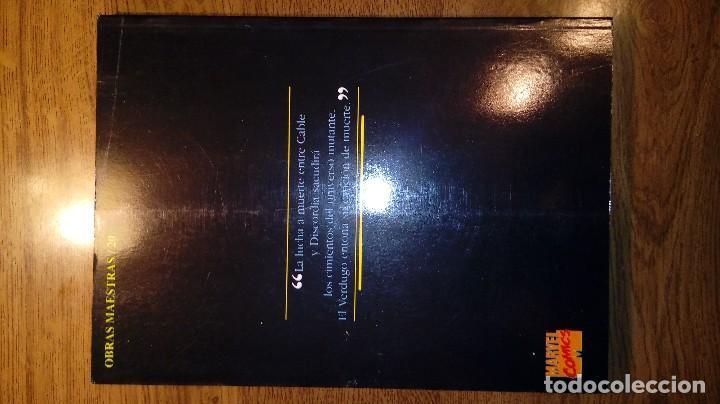 Cómics: X-MEN LA CANCIÓN DEL VERDUGO 1. FORUM. 1996. OBRAS MAESTRAS 20. - Foto 2 - 114394359