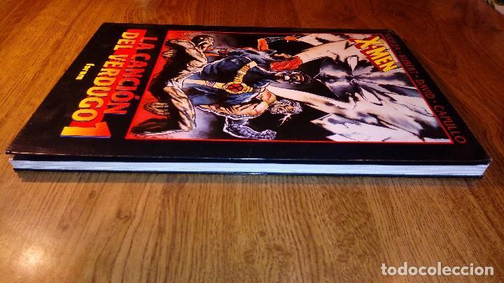 Cómics: X-MEN LA CANCIÓN DEL VERDUGO 1. FORUM. 1996. OBRAS MAESTRAS 20. - Foto 9 - 114394359