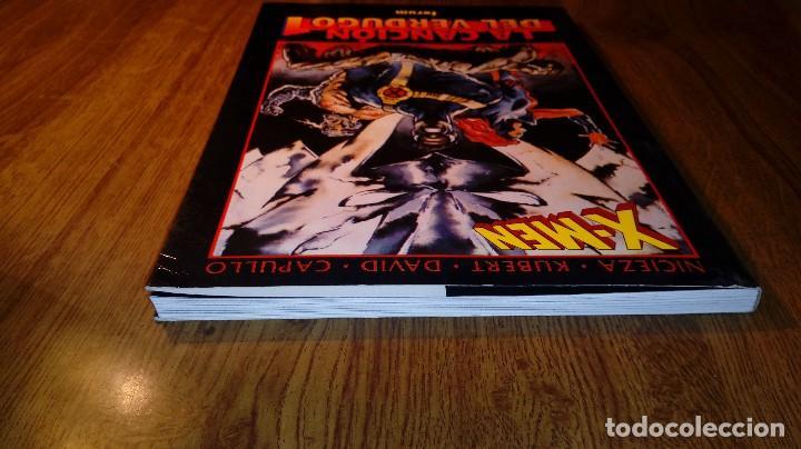 Cómics: X-MEN LA CANCIÓN DEL VERDUGO 1. FORUM. 1996. OBRAS MAESTRAS 20. - Foto 10 - 114394359