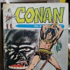 Cómics: CONAN, THE BARBARIAN - Nº 6 - EDICIONES VÉRTICE 1972. Lote 114514727