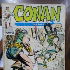 Cómics: CONAN, THE BARBARIAN - Nº 12 - EDICIONES VÉRTICE 1973. Lote 114517979
