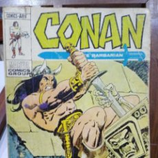 Cómics: CONAN, THE BARBARIAN - Nº 16 - EDICIONES VÉRTICE 1973. Lote 114518327