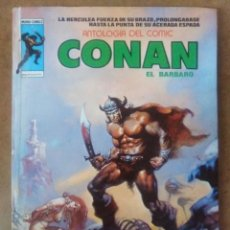 Cómics: ANTOLOGIA DEL COMIC Nº 3 CONAN EL BARBARO - VERTICE. Lote 114530335