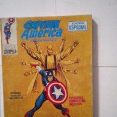 Cómics: CAPITAN AMERICA - VERTICE - VOLUMEN 1 - NUMERO 22 - BUEN ESTADO - CJ 6 - GORBAUD. Lote 114578291