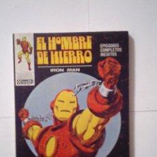 Cómics: EL HOMBRE DE HIERRO - VERTICE - NUMERO 24 - MBE - CJ 5 - GORBAUD. Lote 114579723