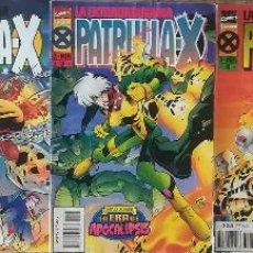 Cómics: LA EXTRAORDINARIA PATRULLA X 1,2,3 4 MAS ESPECIAL 98. Lote 114581943
