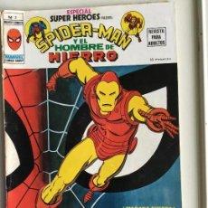 Cómics: ESPECIAL SUPER HEROES SPIDERMAN. Lote 114606255