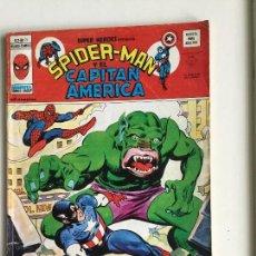 Cómics: /()COLECCIÓN SUPER HEROES SPIDERMAN COSA MOTORISTA FANTASMA WARLOCK. Lote 114606879