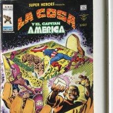 Cómics - Colección super heroes SPIDERMAN COSA Motorista fantasma Warlock - 114606879