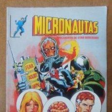 Cómics: MICRONAUTAS Nº 4 SURCO - VERTICE - C04. Lote 114615215