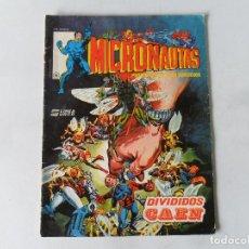 Cómics: MICRONAUTAS Nº 6 SURCO VERTICE. Lote 114693231