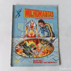 Cómics: MICRONAUTAS Nº 3 SURCO VERTICE. Lote 114693291