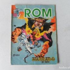 Cómics: ROM Nº 6 SURCO VERTICE. Lote 114693499