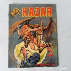 Cómics: KAZAR Nº 2 SURCO VERTICE. Lote 114697483