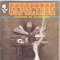 Cómics: ESPECTROS Nº 15. Lote 114816239
