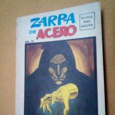 Cómics: TACO DE VERTICE ~ ZARPA DE ACERO ~ EDICION ESPECIAL 256 PAG ( VOLUMEN 10 ) 1974. Lote 114835707