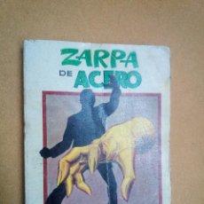 TACO DE VERTICE ~ ZARPA DE ACERO ~ EDICION ESPECIAL 288 PAG ( VOLUMEN 5 ) 1972
