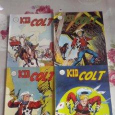 Cómics: VERTICE MUNDI COMICS - KID COLT COLECCION COMPLETA 15 NUM.MUY BUEN ESTADO MUY NUEVOS ( LOPEZ ESPI ). Lote 114986315