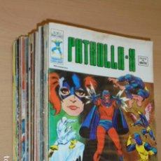 Cómics: PATRULLA X COMPLETA 35 NUMS. VERTICE. Lote 115021907