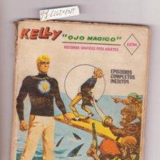 Cómics: KELLY OJO MAGICO Nº 18 VOL 1 VERTICE. Lote 115074059