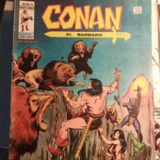 Cómics: CONAN EL BARBARO, ED. VERTICE, V-2, Nº 29, . Lote 115120227