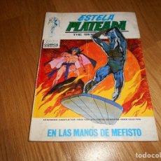 Cómics: COMIC ESTELA PLATEADA Nº 12 EN LAS MANOS DE MEFISTO. VOL. 1 EDICIONES VERTICE. MUY BUENO. Lote 115330423