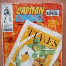 Cómics: CAPITÁN MARVEL Nº 5. VOLUMEN 1. EDITORIAL VERTICE. Lote 115398227