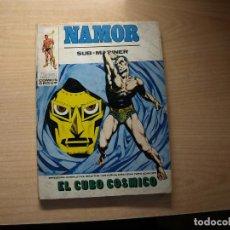 Cómics: NAMOR - NÚMERO 24 - FORMATO TACO - VERTICE. Lote 115398519