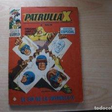 Cómics: PATRULLA X - NÚMERO 20 - FORMATO TACO - VERTICE. Lote 115398887