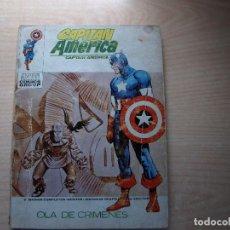 Cómics: CAPITAN AMERICA - NÚMERO 29 - FORMATO TACO - VERTICE. Lote 115399823