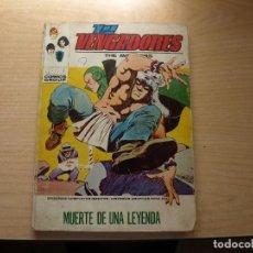 Cómics: LOS VENGADORES - NÚMERO 37 - FORMATO TACO - VERTICE. Lote 115401099