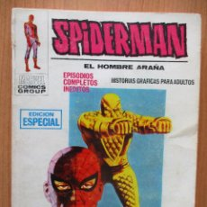 Cómics: SPIDERMAN Nº 18. VOLUMEN 1. EDITORIAL VERTICE. VALUMEN 1. Lote 115401143