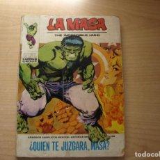 Cómics: LA MASA - NÚMERO 25 - FORMATO TACO - VERTICE. Lote 115403439