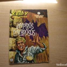 Cómics: KELLY OJO MAGICO - NÚMERO 6 - FORMATO GRAPA - VERTICE. Lote 115406699