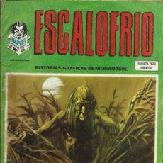 Cómics: ESCALOFRIO Nº 48 - VUELTO A NACER - VERTICE 1975 - DIFICIL - . Lote 115411387