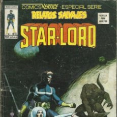 Cómics: RELATOS SALVAJES V.1 Nº 59 - STAR-LORD - CANCION DE ARENA - VERTICE MUNDI COMICS 1979. Lote 115413615