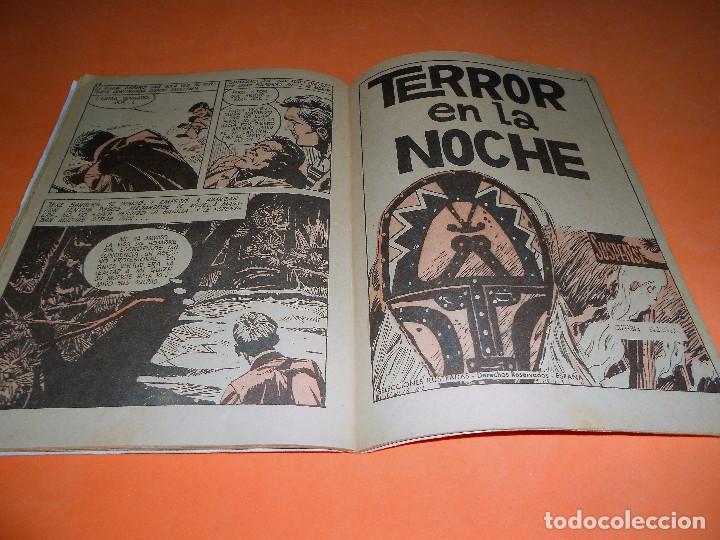 Cómics: ZARPA DE ACERO Nº 17. EL FIN DE LA INVASION. HISTORIAS GRAFICAS PARA ADULTOS. VERTICE. BUEN ESTADO - Foto 5 - 115552431