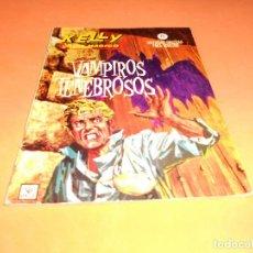 Cómics: KELLY OJO MÁGICO Nº 6 - VAMPIROS TENEBROSOS - VÉRTICE GRAPA . BUEN ESTADO. Lote 115552823