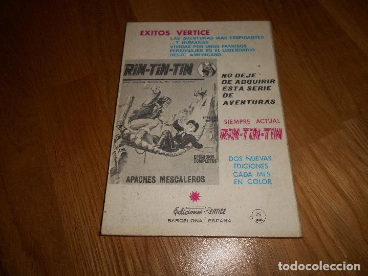 Cómics: ESTELA PLATEADA MUNDOS SIN FIN VERTICE 1972 TACO 25 PTAS EXCELENTE ESTADO COMPLETO. - Foto 4 - 115614035