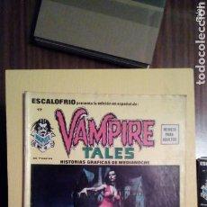 Cómics: VAMPIRE TALES. Lote 115729659