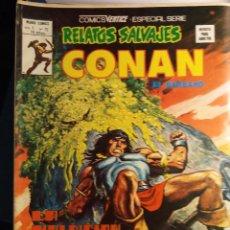 Cómics: RELATOS SALVAJES, Nº 73, CONAN. Lote 116111307